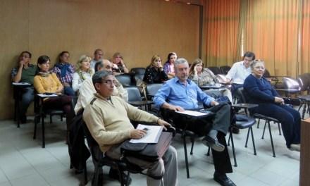 Presentación de bases y lineamientos para elaborar el plan de desarrollo institucional de la UNSJ