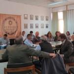 La Comisión de Estructura Universitaria visitó la Facultad de Ciencias Exactas, Físicas y Naturales