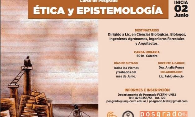 Curso de Posgrado: Ética y Epistemología