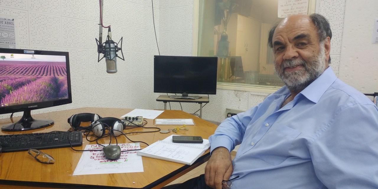 Mayo para ver planetas, entrevista a Carlos López