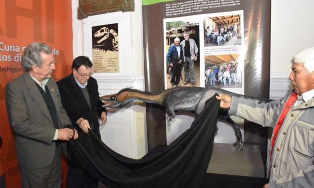 Presentaron hallazgo de dinosaurio único en su tipo en Sudamérica