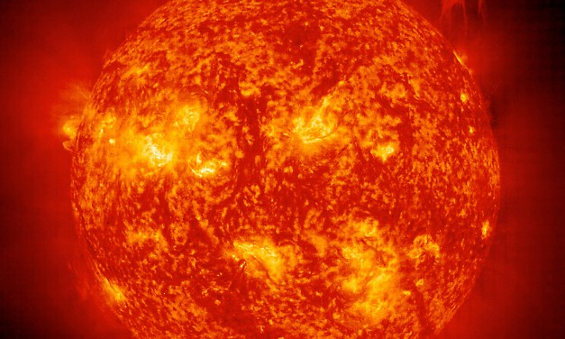 Ciclo de Conferencias de Astronomía: El Sol, observando nuestra estrella