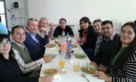Locro por el Día del Geólogo en Exactas