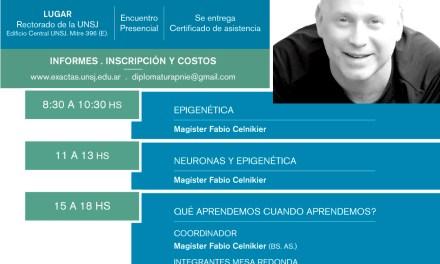 Módulo Septiembre: Epigenética – Diplomatura PNIE