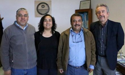 Especialista argelino en impresión 3D dio un seminario en Exactas