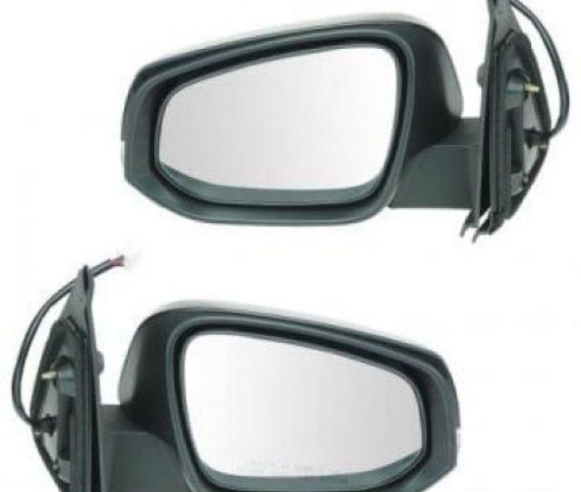 Toyota Tacoma Power Heated Turn Signal Exterior Mirror Pair