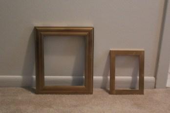 Other gold frames