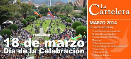 La Cartelera Marzo 2014