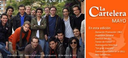 La Cartelera mayo-2012