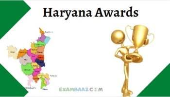 Haryana Awards