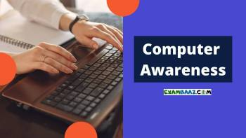 MP CPCT Computer Awareness Questions Based On Latest 2021 Syllabus