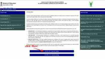 ICAR PG 2021 Answer key download