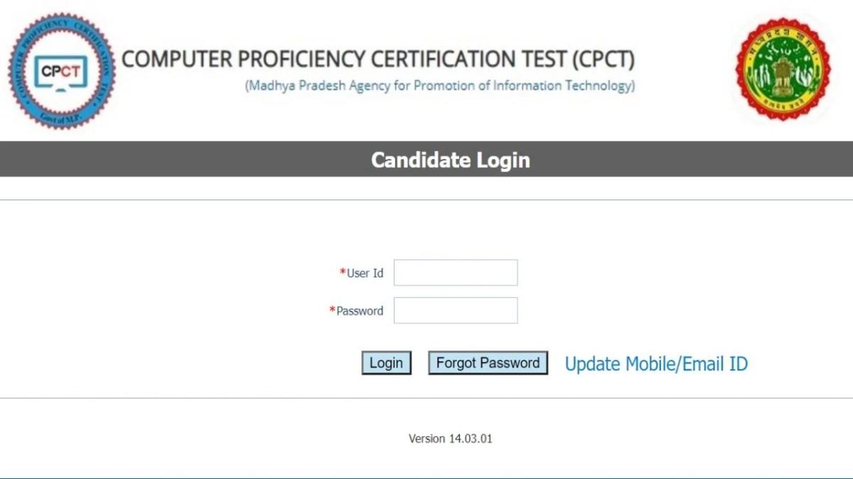 mp cpct admit card 2021