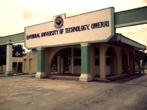 FUTO Supplementary Admission List Batch A, B, C, D & E, 2018/2019 Released
