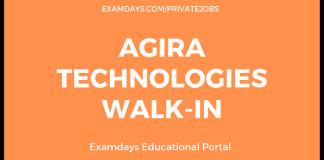 Agira Technologies Walk-In