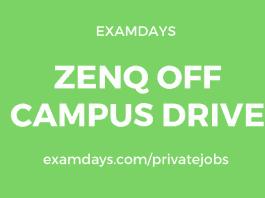 Zenq Off Campus Drive