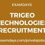 trigeo technologies recruitment
