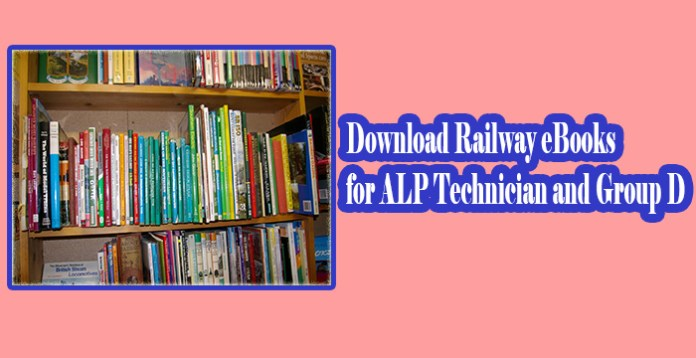Download Free Railways Books for Exam Preparation Assistant