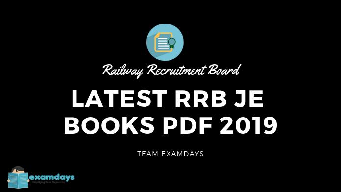 Download Latest Rrb Je Books Pdf 2019 Rrb Je Books 2019