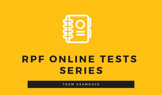 RPF Online Tests