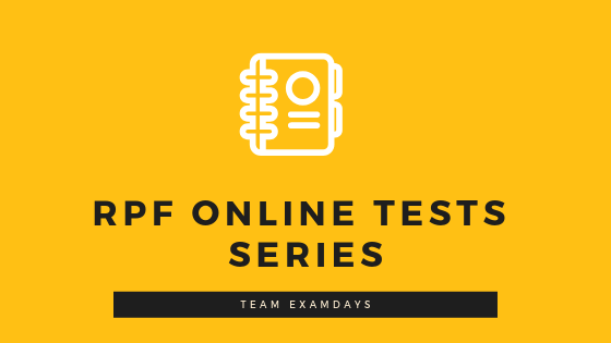 RPF Online Tests