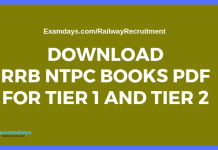 Download Latest RRB JE Books PDF 2019 Download CBT 2 Books