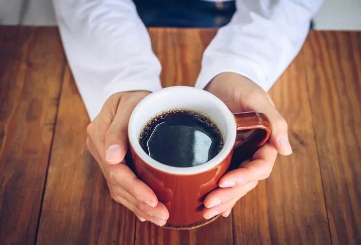 Consumo de café e cafeína
