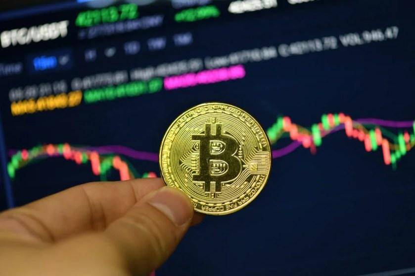 graphic bitcoin