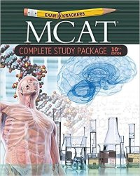 Examcrackers MCAT Complete Study Package