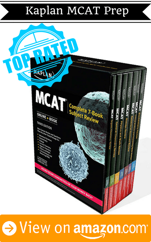 Best MCAT Prep Books 2020-2021 - Exam Genius