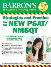 PSAT and NMSQT Prep Barron's Book