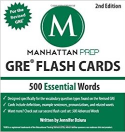 500 Essential Words (Manhattan)