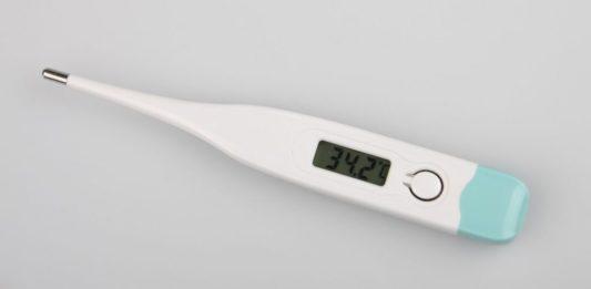 termometru digital