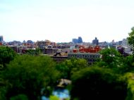 View over Harlem