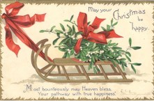 Old Xmas cards 4