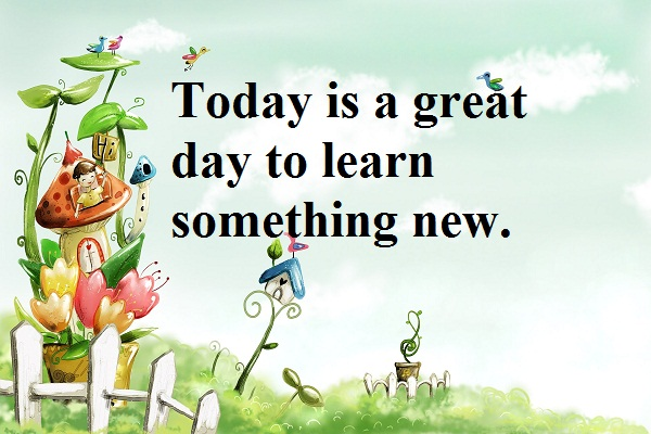 preschool quotes about learning