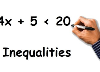 inequalities in mathematics