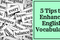 5 effective tips to enhance vocabulary