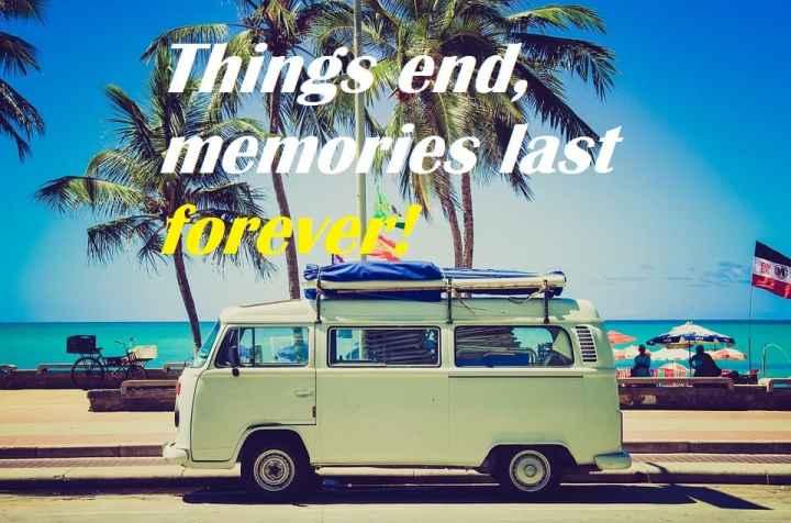 college memories quotes