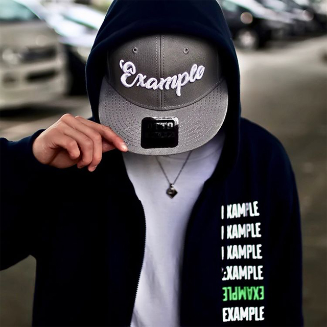 [2018 S/S Vol.1] EXMP SNAP BACK CAP