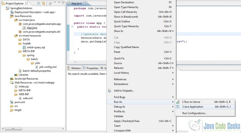 Spring Batch Framework Tutorial Pdf | flowerxpict co