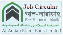 al arafa islami bank job circular