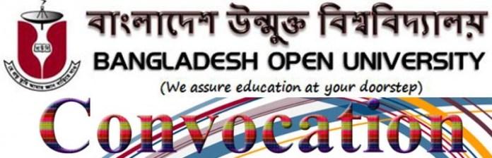 Bangladesh open university convocation