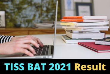 TISS BAT 2021 Result