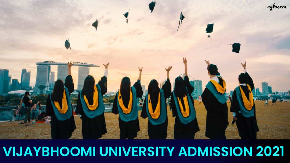 Vijaybhoomi University Admission 2021