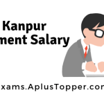 IIT Kanpur Placement Salary
