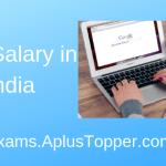 BCA Salary in India