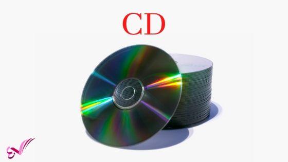 सीडी (CD) - Computer हार्डवेयर