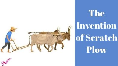 Photo of The Invention of Scratch Plow