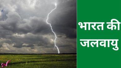 Photo of भारत की जलवायु